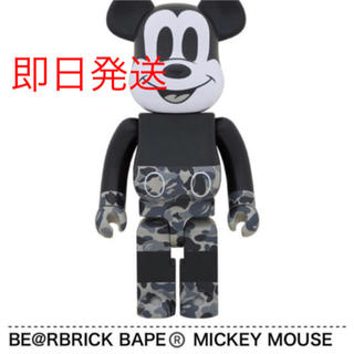 medicom toy bape mickey 1000%(その他)