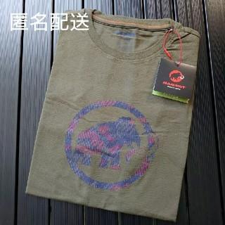 マムート(Mammut)のゆうご様専用【新品】ロゴTシャツ【MAMMUT】(Tシャツ/カットソー(半袖/袖なし))