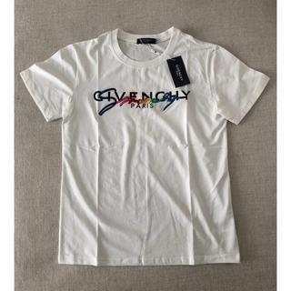 ジバンシィ(GIVENCHY)のGIVENCHYジバンシィ レインボー Tシャツ sサイズ(Tシャツ(半袖/袖なし))