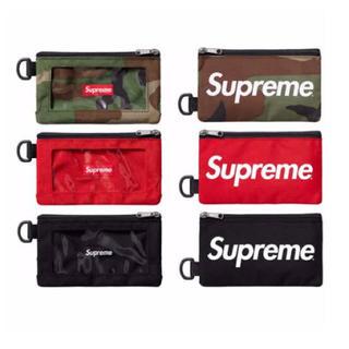 シュプリーム(Supreme)の新品 supreme mobile pouch(モバイルケース/カバー)