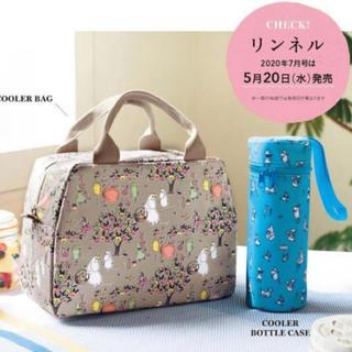 ムーミン 保冷バッグ&ペットボトルホルダーセット(日用品/生活雑貨)