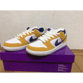 "ナイキ(NIKE)のnike SB dunk LOW PRO  ""Laser Orange""(スニーカー)"