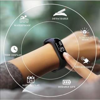 1015 不良品デジタル時計 3個(腕時計(デジタル))