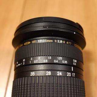 ニコン(Nikon)のTAMRON 17-35mm f2.8-4 ニコン(レンズ(ズーム))
