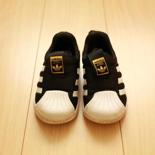 adidas - adidas スリッポン キッズ