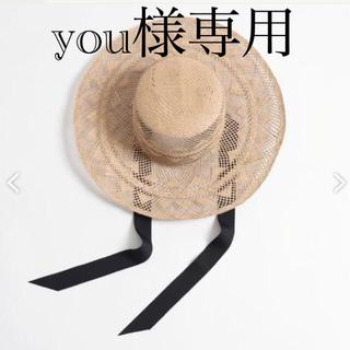 シップス(SHIPS)のWai ハット MIHO NOJIRI(ハット)