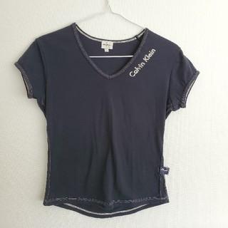 カルバンクライン(Calvin Klein)の【779】Calvin Klein(カルバンクライン)◇Tシャツ レディース◇(Tシャツ(半袖/袖なし))