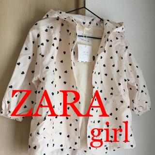 ZARA KIDS - 完売!ZARA レインコート  パーカー 18-24 80〜90サイズ相当