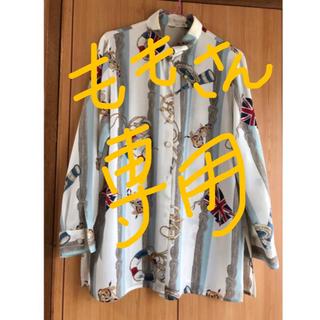 バーバリー(BURBERRY)の長めのシャツ(シャツ/ブラウス(長袖/七分))