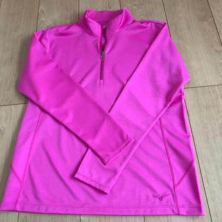 ミズノ(MIZUNO)のミズノ Tシャツ レディース L(登山用品)