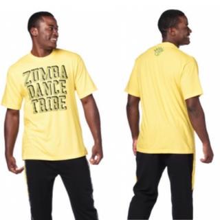 ズンバ(Zumba)のZUMBA ズンバ Tシャツ 男女兼用 フリーサイズ(トレーニング用品)