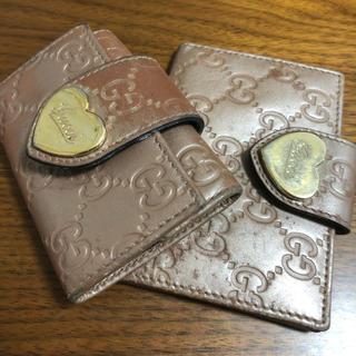グッチ(Gucci)のGUCCI キーケース&カードケース(キーケース)