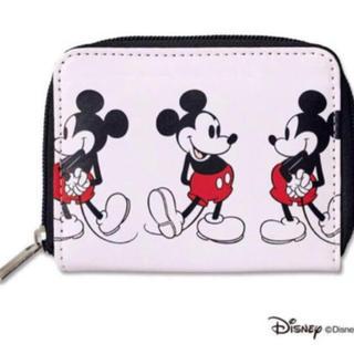 ディズニー(Disney)のミッキー 2つ折り財布(財布)
