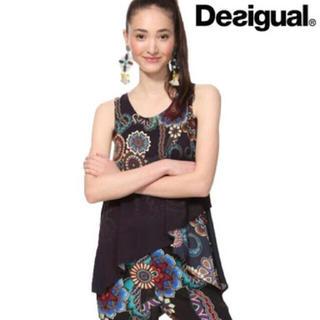 デシグアル(DESIGUAL)の新品✨大特価‼️タグ付き❣️未開封 裏地付Tシャツ XL デシグアル 大特価‼️(Tシャツ(半袖/袖なし))