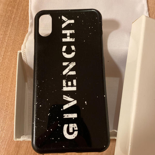 ジバンシィ(GIVENCHY)のジバンシィ【iPhoneケース】iPhoneXSケース【GIVENCHY】(iPhoneケース)