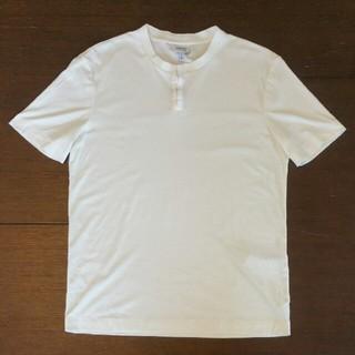 アルマーニ コレツィオーニ(ARMANI COLLEZIONI)の値下げ!新品 ARMANI COLLEZIONI Tシャツ(Tシャツ/カットソー(半袖/袖なし))