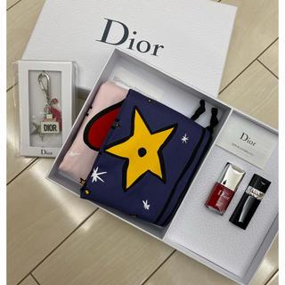 Dior - Dior✨ノベルティセット💕キーホルダー付き!新品未使用