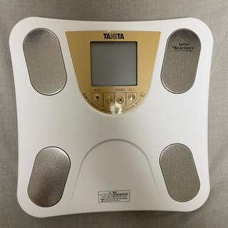 TANITA - 【未使用に近い】TANITA 体重計