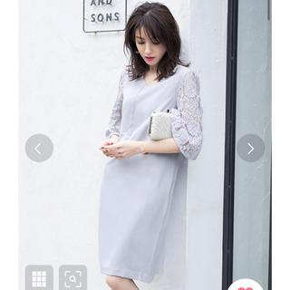 ザラ(ZARA)のGIRL ドレス ワンピース(ひざ丈ワンピース)