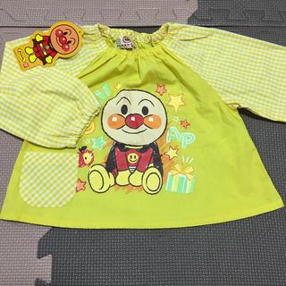 アンパンマン - 80cm アンパンマン スモック 新品未使用☆