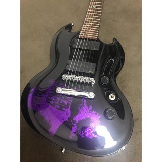 イーエスピー(ESP)のESP D-KV-7st(エレキギター)