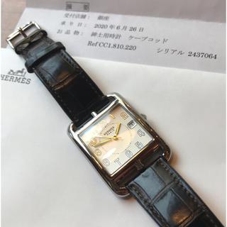 エルメス(Hermes)のHERMES ケープコッド 極上美品‼️(腕時計(アナログ))