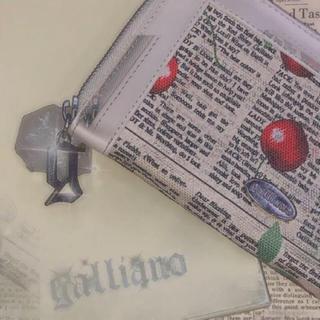ディオール(Dior)のジョンガリアーノ ヴィンテージ ウォレット 長財布(財布)