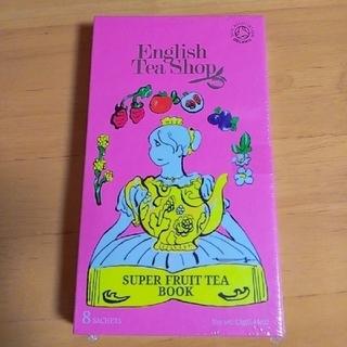 アフタヌーンティー(AfternoonTea)の【未開封】English Tea Shop フルーツルイボスティーバッグ8袋(茶)