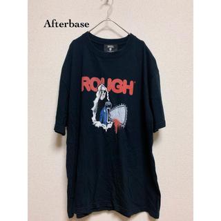 アフターベース(AFTERBASE)の【Afterbase】アフターベース 半袖Tシャツ XL ビックサイズ 黒タグ (Tシャツ/カットソー(半袖/袖なし))