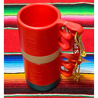 チャムス(CHUMS)の新品 CHUMS Camper mug チャムス マグカップ セット(食器)