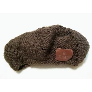 ヴィヴィアンウエストウッド(Vivienne Westwood)のvivienne westwoodベレー帽(ハンチング/ベレー帽)