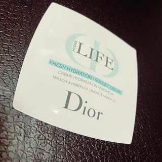 クリスチャンディオール(Christian Dior)の[Dior] ライフ ソルベ クリーム(フェイスクリーム)