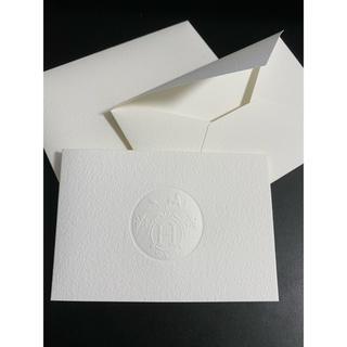 エルメス(Hermes)のエルメス HERMES メッセージカード 2個セット(カード/レター/ラッピング)