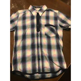 イエロールビー(YELLOW RUBY)のイエロールビー ドレスシャツ サイズM 未使用品(シャツ)