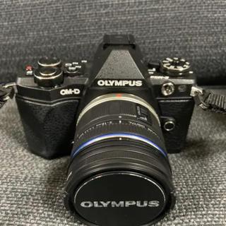 OLYMPUS OM-D EM-5 mark2 ブラック セット オリンパス 黒