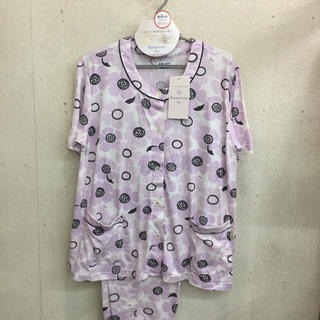ワコール(Wacoal)のワコール 半袖8分丈パンツ パジャマ LLサイズ(パジャマ)