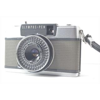 オリンパス(OLYMPUS)のOlympus オリンパス Pen EES-2 ハーフカメラ 完動品 整備清掃済(フィルムカメラ)