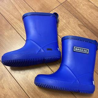 ブリーズ(BREEZE)の【使用品】BREEZE 長靴/レインブーツ 15cm(長靴/レインシューズ)