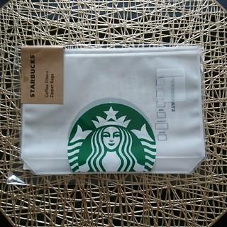 Starbucks Coffee - コーヒーフィルタージッパーバック