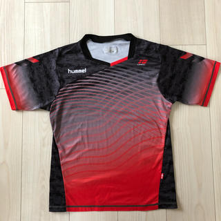 ヒュンメル(hummel)のヒュンメル トレーニングシャツ 140㎝(ウェア)