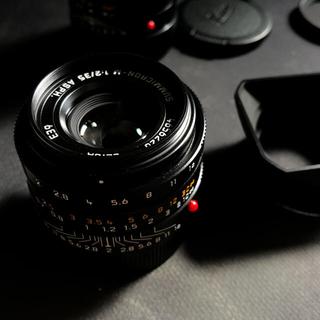 ライカ(LEICA)のライカ ズミクロン M f2/35mm ASPH. ブラック(レンズ(単焦点))