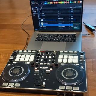 美品✨Vestax VCI-380 Serato DJ対応 PCIコントローラー(DJコントローラー)