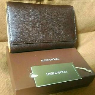 エルゴポック(HERGOPOCH)の[新品] エルゴポック HERGOPOCH 財布(折り財布)