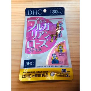 ディーエイチシー(DHC)の香るブルガリアンローズカプセル DHC(口臭防止/エチケット用品)