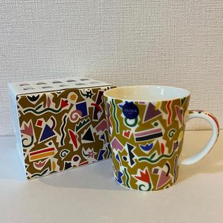アラビア(ARABIA)のアラビア ビーバップ マグ コーヒーカップ イッタラ フィンランド100生産終了(グラス/カップ)