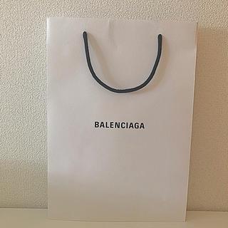 バレンシアガ(Balenciaga)のBALENCIAGA 正規ショッパーA エコバッグ 未使用 値下げ(ショップ袋)
