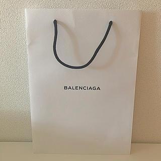 バレンシアガ(Balenciaga)のBALENCIAGA 正規ショッパーB エコバッグ 未使用 値下げ(ショップ袋)
