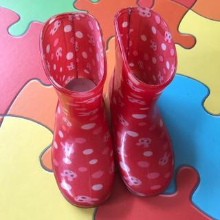 ミキハウス(mikihouse)のミキハウス  長靴 16cm(長靴/レインシューズ)