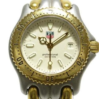 タグホイヤー(TAG Heuer)のタグホイヤー 腕時計 S95.715 レディース(腕時計)