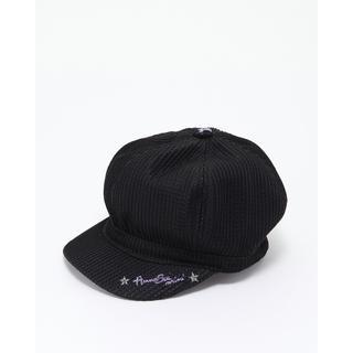アナスイミニ(ANNA SUI mini)のANNA SUI mini(アナスイミニ)★メッシュキャスケット ガールズ(帽子)